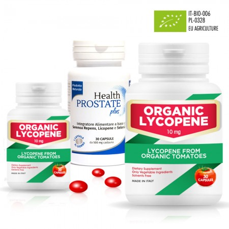 Organic Lycopene & Health Prostate Duo Complex