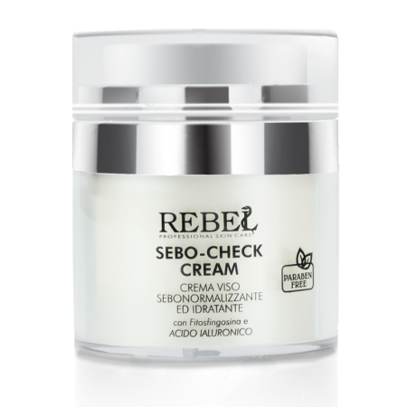 Rebel Sebo-Check Crema Sebonormalizzante - 50 ml