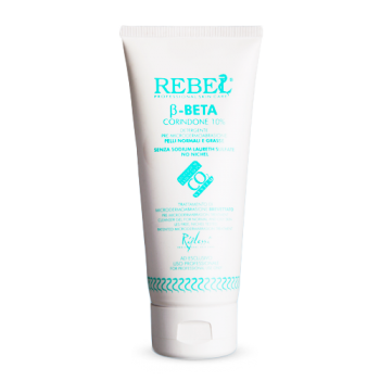 Rebel Beta Corindone 10% Detergente Pre-Peeling - 150 ml