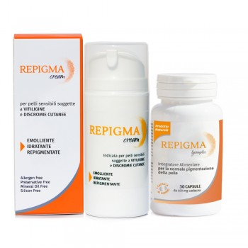 Repigma Duo Complex - Vitiligo and Cutanous Dyschromie Treatment