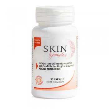 Renova Skin Lycomplex - Supplement for Skin, Nails and Hair Health