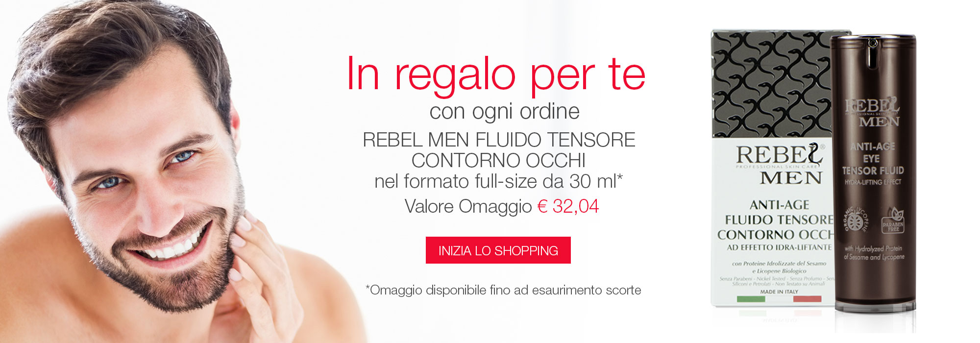 Offerta Rebel Man